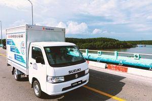 'Vua xe tải nhẹ' Suzuki - Nhỏ gọn nhưng hiệu quả cho nhu cầu vận chuyển cuối năm