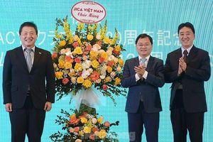 Mở rộng lĩnh vực hợp tác thanh niên Việt Nam - Nhật Bản