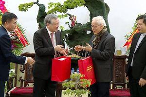 Bí thư Trung ương Đảng, Chánh án TANDTC thăm và chúc mừng Tòa Giám mục Bắc Ninh