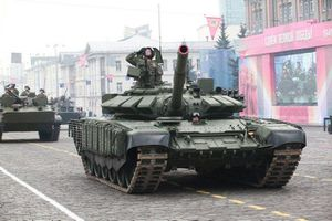 Tiểu đoàn xe tăng Ural của Quân khu Trung tâm được tái trang bị toàn bộ