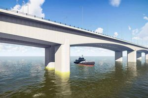 Đầu tháng 1/2021, Hà Nội khởi công cầu Vĩnh Tuy 2 hơn 2.500 tỷ đồng
