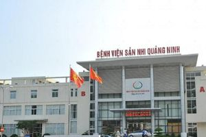 Điều tra vụ việc cháu bé 2 tuổi tử vong bất thường tại Bệnh viện Sản Nhi Quảng Ninh