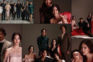 Những bộ phim truyền hình Thái Lan mới do công ty Change 2561 sản xuất trong năm 2021