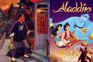 'Aladdin và cây đèn thần' có nguồn gốc Trung Quốc chứ không phải Ả-Rập?