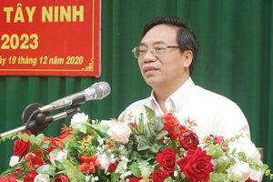 Chi hội Nhà báo Báo Tây Ninh tổ chức hội nghị nhiệm kỳ 2020-2023