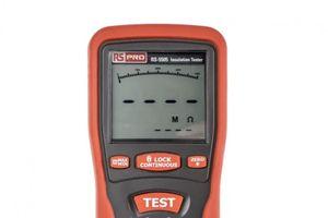 RS Components lưu kho số lượng lớn các thiết bị đo lường và dụng cụ cầm tay