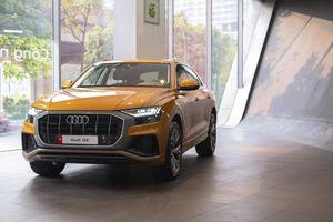 Audi Q8 chính thức được giao tới khách hàng
