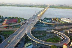Hà Nội khởi công xây dựng cầu Vĩnh Tuy 2 với tổng đầu tư 2.500 tỷ đồng từ tháng 1.2021