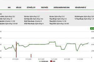 Nhà đầu tư ngoại đăng ký mua gần 17,5 triệu cổ phiếu ND2