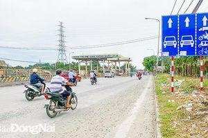 Bất cập giao thông ở điểm đầu đường Nguyễn Ái Quốc