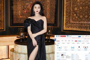 Công ty giải trí của Phạm Băng Băng bỗng dưng ngừng hoạt động, sự trở lại của Nữ hoàng liệu có 'toang'?