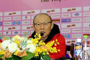 HLV Park Hang-seo khen U22, chưa hài lòng về ĐT Việt Nam