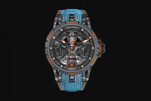 Cận cảnh mẫu đồng hồ Excalibur Spider Huracan STO giá 1,3 tỷ đồng