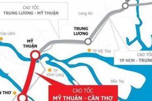 Liên danh Hải Thạch trúng gói thầu đầu tiên tại cao tốc Mỹ Thuận – Cần Thơ