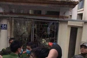 Hà Nội: Hai phụ nữ thiệt mạng sau tiếng nổ lớn