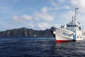 Nhật Bản nâng cấp đội tàu tuần tra, đối phó Trung Quốc ở biển Hoa Đông