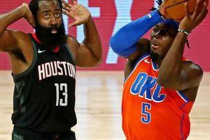 NÓNG: NBA tạm hoãn trận đấu giữa Oklahoma City Thunder và Houston Rockets vì Covid-19