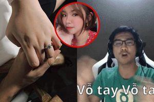 Ngắm nhan sắc của Hồng Nhật - bạn gái kém 4 tuổi vừa được PewPew cầu hôn