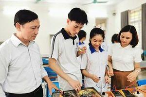 Sân chơi bổ ích, trí tuệ và khoa học dành cho học sinh