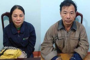Hai vợ chồng trốn truy nã 20 năm