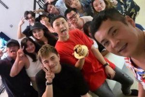 Nhóm nghệ sĩ Singapore bị điều tra vì tụ tập mừng sinh nhật