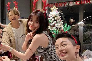 Dàn sao Việt đón Giáng sinh