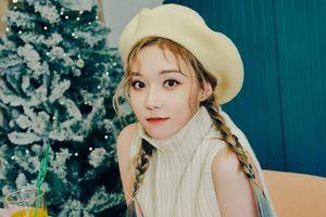 Nhóm nữ nhà SM khoe nhan sắc trong bộ ảnh Giáng sinh