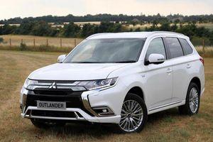 Giá xe ô tô hôm nay 24/12: Mitsubishi Outlander cao nhất ở mức 1.058 triệu đồng