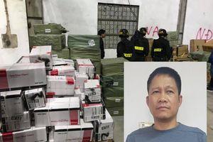 'Ông trùm' buôn lậu ở Quảng Ninh bị khởi tố cùng 9 đồng phạm