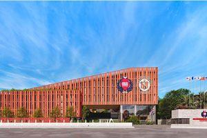 NHG sớm hoàn thiện ngôi trường quốc tế đầu tiên ở thành phố Biên Hòa