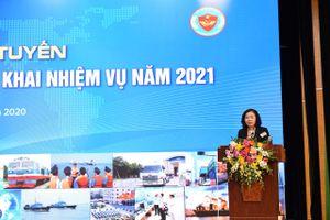 Năm 2021, ngành Hải quan phấn đấu hoàn thành vượt mức dự toán thu được giao