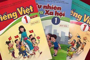 Những nội dung được chỉnh sửa trong sách Tiếng Việt 1, bộ Cánh diều