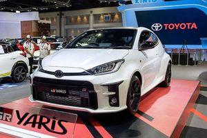 Toyota GR Yaris 2020 hơn 2 tỷ đồng tại Thái, có về Việt Nam?