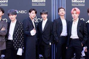 BTS trở thành nhóm nhạc được theo dõi nhiều nhất trên thế giới