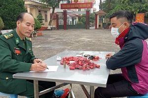 Thái Bình: Vận động thu hồi pháo và vật liệu nổ