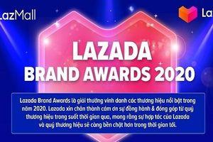 Lazada công bố giải thưởng Lazada Awards, vinh danh 12 thương hiệu đối tác nổi bật trong năm 2020
