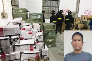 Khởi tố 10 bị can trong vụ buôn lậu 'khủng' tại Quảng Ninh