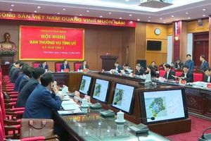 Thái Bình phân công, bổ nhiệm hàng loạt chức vụ lãnh đạo