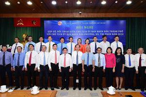 Chủ tịch Nguyễn Thành Phong 'nắm' an ninh, nội chính TPHCM