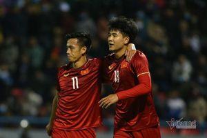Tuyển Việt Nam 3-2 U22 Việt Nam: Thất vọng và hy vọng