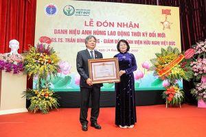 Bệnh viện Việt Đức lập nhiều kỷ lục ghép tạng trong năm 2020