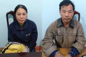 Hai vợ chồng 'trùm' ma túy trốn truy nã 20 năm vừa bị bắt