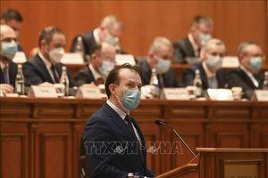 Quốc hội Romania phê chuẩn nội các mới