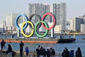 Gia hạn hợp đồng đối với Olympic và Paralympic Tokyo 2020