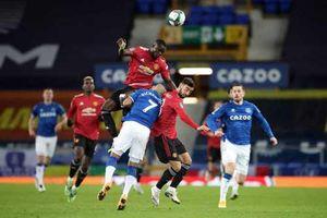 Điểm nhấn Everton 0-2 M.U: Quỷ đỏ chứng tỏ chiều sâu đội hình