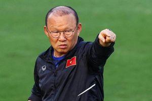 HLV Park Hang-seo nhận tín hiệu cực lo ngại sau trận nội chiến 'đỏ'