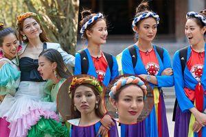 Mâu Thủy 'khóa miệng' Ngọc Diễm, Kim Duyên - Hoàng My hết cãi nhau gay gắt lại cô lập Quỳnh Châu?