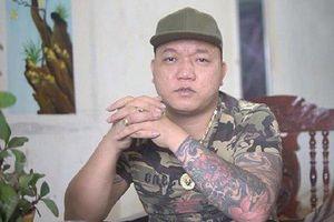 Giang hồ mạng Ngọc 'Rambo' bị bắt giữ