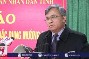 Điện Biên họp báo về vụ phá rừng đặc dụng Mường Phăng