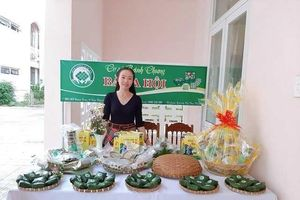 Bánh chưng truyền thống Quảng Nam: Sản phẩm công nghiệp nông thôn tiêu biểu khu vực miền Trung - Tây Nguyên năm 2020